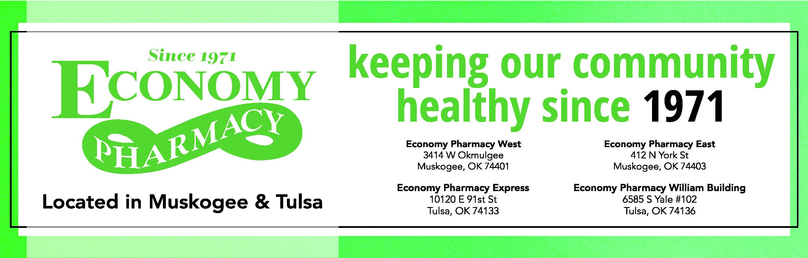 Economy Pharmacy 1125