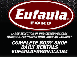 Eufaula Ford 250