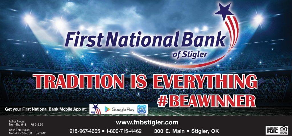 First National Bank Stigler