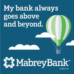 Mabrey Bank - 250 - May '21