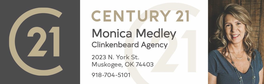 Monica Medley Century 21 - 1125