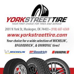 York Tire 250